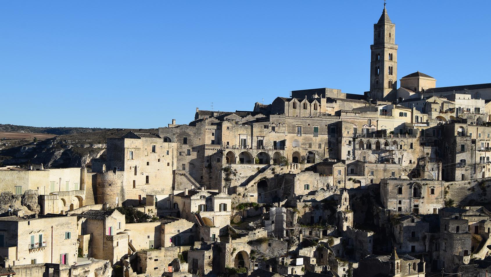 Matera Patrimonio dell'Umanità dell'UNESCO